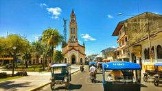 Piaza de armes iquitos San Francisco Ferry, Four Square, Landscapes, Building, Travel, Iquitos, John The Baptist, Paisajes, Scenery