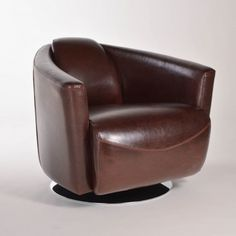 1000 ideas about fauteuil club cuir on pinterest recliner fauteuil club a - Fauteuil club pivotant ...