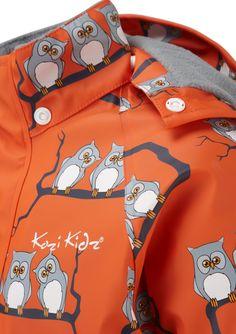 Our rain jackets have detachable hoods! Rain Jackets, Kids Up, Rain Wear, Hoods, Backpacks, Projects, How To Wear, Bags, Fashion