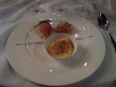 Great dessert @ Restaurant Zunfthaus zur Waag!