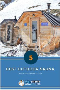 The Best Outdoor Sauna