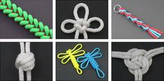 Knot tying ~ many, many types of knots to choose from.  All with video tutorials