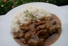 Flank Steak, Grains, Rice, Beef, Chicken, Food, Skirt Steak, Meat, Essen