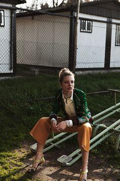 Elena Peters for Vogue España - estévez+belloso