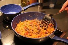 My new twist on Bolognese Sause: Carrot Bolognese Sause #recipes #Italianrecipies #Italianfood