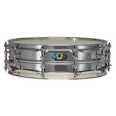 Ludwig 14 x 4 Supralite Snare Drum. Has a cutting, powerful sound, with warm overtones and is ideal for medium to high tuning ranges. #ludwig #snare #drum