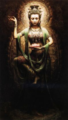 This hub showcasts the amazing works of Zeng Hao, the DunHuang Fei Tian series that depcit oriental goddess and angels. His works have gained a lot of recognition around the world.