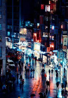 İstiklal caddesi- Istiklal Caddesi