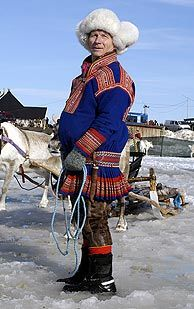 The Sami Easter Festival in Kautokeino, Norway - Photo: Jørn Tomter/Finnmark Tourist Board