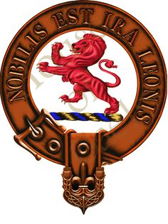 Clan Stewart Family Crest/Coat of Arms. by, Andrew McNaughton Creative.