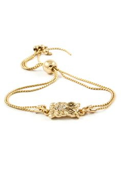 Owl Charm Bracelet | Awesome Selection of Chic Fashion Jewelry | Emma Stine Limited