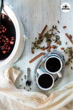 This is an easy traditional Glogg Recipe that is popular in Norway, Sweden, and Denmark. It is an amped-up crockpot mulled wine recipe meant to appease the Scandinavian in you. #holidaydrink Scandinavian Holidays, Scandinavian Recipes, Norwegian Recipes, Norwegian Food, Wine Recipes, Great Recipes, Mulled Wine, Holiday Drinks