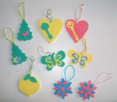 fresheners for car or cabinets