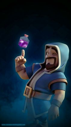 Coc Clash Of Clans, Clash Of Clans Game, Gaming Wallpapers, Animes Wallpapers, Cartoon Wallpaper, Iphone Wallpaper, Desenhos Clash Royale, Clas Of Clan, Game Character
