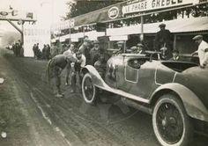 LE MANS 1925 - Rolland Pilain C23 Super Sport  #22 -Gaston Delalande - Paul Chalamel