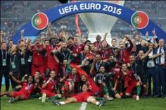 Ronaldo might have pondered his own Portugal future and remained similarly unfulfilled had France won Euro 2016 - now he has remedied that on a night of drama on and off the pitch.
