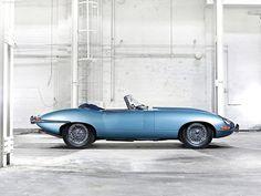 Jaguar XKX concept development car