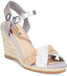 Sperry Women's Saylor Wedge Sandals