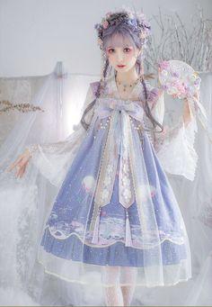 Harajuku Fashion, Kawaii Fashion, Lolita Fashion, Quirky Fashion, Cute Fashion, Fashion Outfits, Emo Fashion, Gothic Fashion, Kawaii Dress