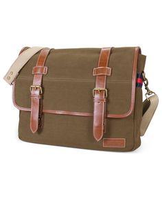 567e785a3badc Tommy Hilfiger East West Flapover Messenger Bag Men - All Accessories -  Macy s. Tommy Hilfiger BolsosBolsos Para ProfesoresBolso De ...