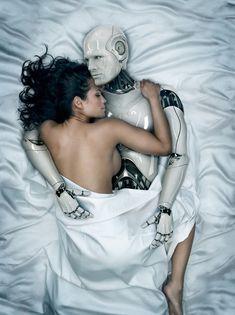 Homem e máquina aos olhos do artista | Criatives | Blog Design, Inspirações, Tutoriais, Web Design
