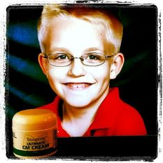 Heather Reed - Dylan woke up at 4am this morning with leg cramps. Thank goodness for CM Cream! #youngevity
