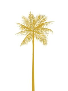 gold palm tree - Google Search