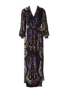 Wrap Maxi-Dress 08/2013 #111