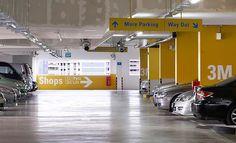 NEX Shopping Mall Signage System on Behance