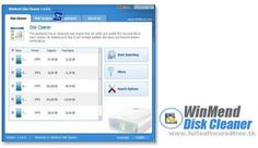 WinMend Disk Cleaner 1.5.8