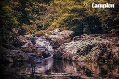 #Campion_Camping 캠피언 오토캠핑, 계곡캠핑 떠나기, Model by 모건