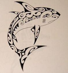 Shark Tattoo Tribal Designs Tattoo