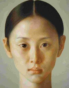 Lu JIANJUN paintings | Lu Jian Jun - This is Art - Pintura
