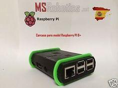 "caja carcasa negro para raspberry pi b pi 2 y nuevo modelo raspberry pi 3 - Categoria: Avisos Clasificados Gratis  Estado del Producto: Nuevo Caja Carcasa NEGRO para Raspberry PI B"", Pi 2 Y Nuevo Modelo Raspberry Pi 3Valor: 2,00 EURVer Producto"