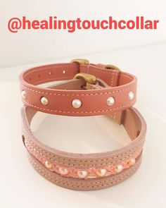 Healing Touch Collars with genuine Pearls that pass their positive therapeutic energy directly on your pet! Gifts For Pet Lovers, Dog Gifts, Dog Lovers, Dog Accesories, Mutt Dog, Oils For Dogs, Cute Dog Photos, Dog Boarding, Dog Care