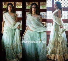 Lavanya Tripathi in Prathyusha Garimella and Anushree Reddy