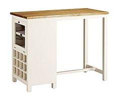 Mueble de cocina con botellero Jasmine