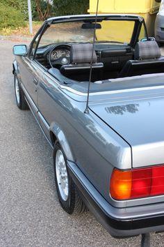 Cabriolet Bmw, Bmw Cabrio, Bmw E30 Convertible, Bmw Series, Series 3, Bmw 325, Bmw Vintage, Bmw Classic, Import Cars