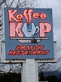 Koffee Kup | Flickr - Photo Sharing! Cottage Grove, Oregon (by Curtis Perry)