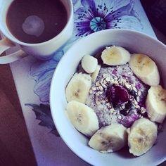 More breakfast chia pudding!