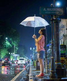 Malioboro Street, an iconic location in Yogyakarta, #Indonesia  Photo by: IG @masmeya