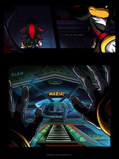 Sonic Adventure 3 006 by ThatMFZguy on DeviantArt Shadow The Hedgehog, Maria The Hedgehog, Sonic The Hedgehog, Sonic 3, Sonic And Amy, Shadow And Maria, Speed Of Sound, Sonic Adventure, Sonic Fan Characters