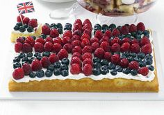 Beautiful Jubilee Party Cake