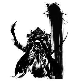 Yoshitaka Amano - Final Fantasy XII