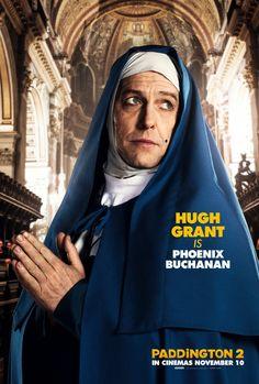 Paddington 2 - new posters: https://teaser-trailer.com/movie/paddington-2/  #Paddington2 #Paddington2Movie #HughGrant