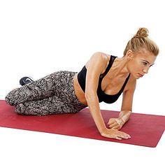 4 Top Exercises for Your Hips and Abs