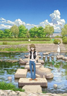 """Crunchyroll - """"The Eccentric Family 2"""" Lives Foolishly Beginning in April of 2017"""