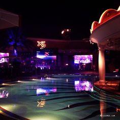Las Vegas: XS and Saturday Night in Las Vegas - Las Vegas Nightlife Blog | Mitzie Mee