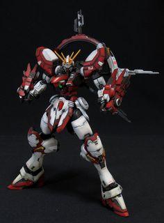 HGFC 1/144 God Gundam Customized build - Gundam Kits Collection News and Reviews