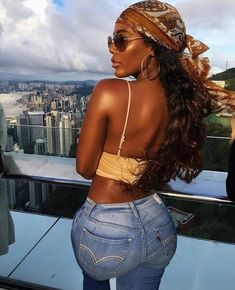 50 Shades of Melanin — exoticmelanin: x Black Girls Rock, Black Girl Magic, Black Girl Swag, Black Is Beautiful, Beautiful Eyes, Beautiful Pictures, Summer Outfits, Cute Outfits, Vacation Outfits